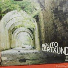 Discos de vinilo: LP DOBLE BENITO LERTXUNDI. Lote 59763232