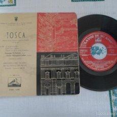 Discos de vinilo: TOSCA ... GIUSEPPE DI STEFANO - M. MENEGHIHI-CALLAS . Lote 59802884