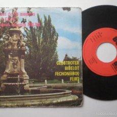 Discos de vinilo: ORQUESTA MOLINA - GLOBTROTER +3 -EP BOA / AUDIO & VIDEO 1974 // M. PUYO Y KALPU. Lote 59829260