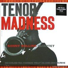 Discos de vinilo: SONNY ROLLINS - TENOR MADNESS 180G LP PRECINTADO. Lote 59849956