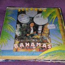 Discos de vinilo: SCEBRAN-BAHAMAS-1984. Lote 176213339
