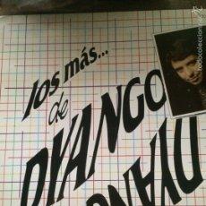 Discos de vinilo: DYANGO-LOS MAS DE..-ZAFIRO 1983-NUEVO-MUY RARO. Lote 59859612