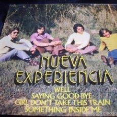 Discos de vinilo: NUEVA EXPERIENCIA-EP EDICION ORIGINAL 1971. Lote 59885655
