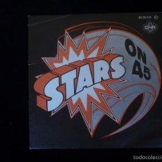 Discos de vinilo: STARS ON 45. Lote 59932391