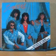 Discos de vinilo: EXCESS - GRITARAS LLORARAS (2 VERSIONES) / NO VOY A SALVARTE - BBA RECORDS BMX-300 - 1990. Lote 59932547