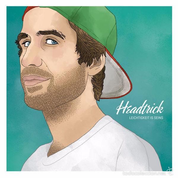 HEADTRICK - LEICHTIGKEIT IS SEINS - 2XLP [HHV.DE / NEW DEFINITION, 2015] HIP HOP (Música - Discos - LP Vinilo - Rap / Hip Hop)