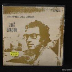 Discos de vinilo: JOSE AFONSO - GRANDOLA VILA MORENA +3 - EP . Lote 59967655