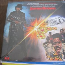 Discos de vinilo: JAMES BROWN - SLAUGHTER'S BIG RIP-OFF (1973) - LP REEDICIÓN POLYDOR NUEVO. Lote 59997867