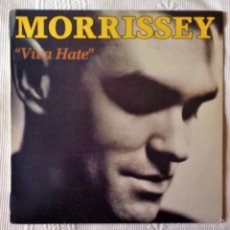 MORRISSEY, VIVA HATE (HISPAVOX) LP ESPAÑA - ENCARTE - THE SMITHS