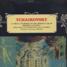 Discos de vinilo: RCHAIKOVSKY-LA BELLA DURMIENTE DEL BOSQUE-ROMEO Y JULIETA. Lote 60009583
