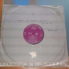 Discos de vinilo: GRAN FESTIVAL DE MUSICA SELECTA. . Lote 60012047