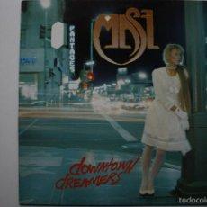 Discos de vinilo: MASI- DOWNTOWN DREAMERS- HOLLAND LP 1988+ INSERT- EXC. ESTADO.. Lote 60027727