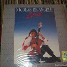 Discos de vinilo: NICOLAS DE ANGELIS. Lote 60075955