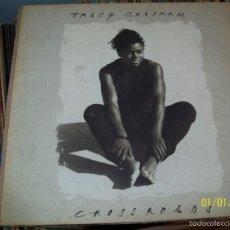 Discos de vinilo: VINILO/DISCO/LP-TRACY CHAPMAN/CROSSROADS. Lote 60077435