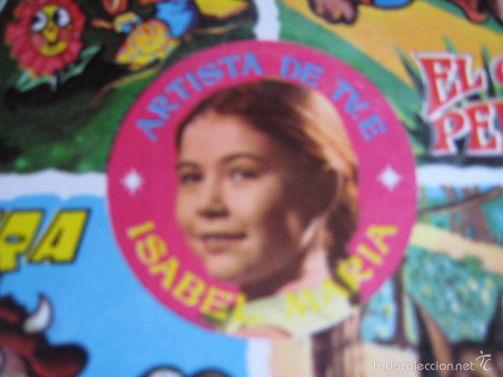 Discos de vinilo: CUENTOS INFANTILES LP ACROPOL 1968 isabel maria TELEVISION TVE - Foto 2 - 240261705