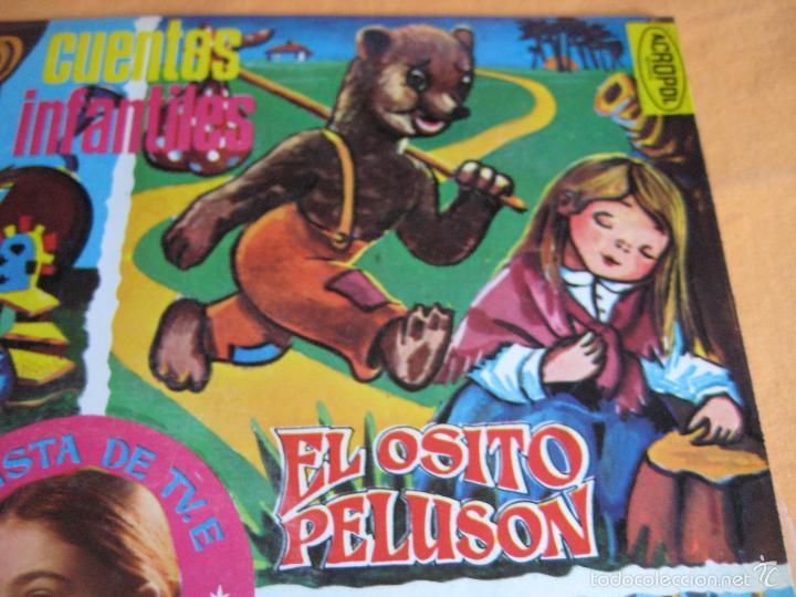 Discos de vinilo: CUENTOS INFANTILES LP ACROPOL 1968 isabel maria TELEVISION TVE - Foto 4 - 240261705