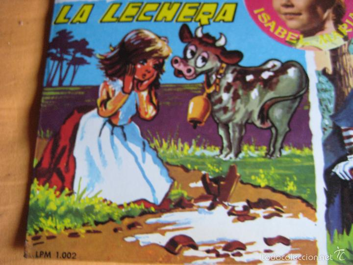 Discos de vinilo: CUENTOS INFANTILES LP ACROPOL 1968 isabel maria TELEVISION TVE - Foto 6 - 240261705