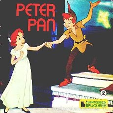Discos de vinilo: PETER PAN - DISCO CUENTO - SINGLE. Lote 60093659