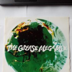 Discos de vinilo: THE GREASE MEGAMIX - MAXI SINGLE VINILO. Lote 118616924