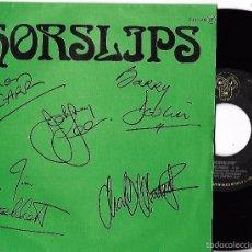 Discos de vinilo: HORSLIPS: LONELINESS / HOMESICK. Lote 60103575