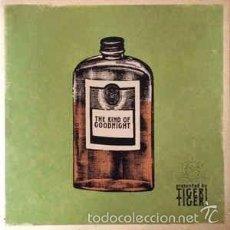 Discos de vinilo: TIGER! TIGER! - THE KIND OF GOODNIGHT(BLOODY HOTSAK, BH 03, LP, 2008) EDICIÓN LIMITADA PORTADA VERDE. Lote 60106467