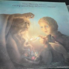 Discos de vinilo: MUSICA LP THE MOODY BLUES EVERY GOOD BOY DESERVES FAVOUR OE. Lote 60107783