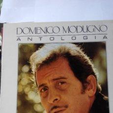 Discos de vinilo: DOMENICO MODUGNO - ANTOLOGIA - LP VINILO. Lote 60131043