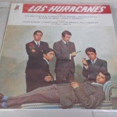 Discos de vinilo: LOS HURACANES - LOS HURACANES - LP - 1966 - REEDICIÓN EL COCODRILO. Lote 60133919