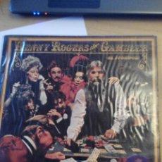 Discos de vinilo: KENNY ROGERS THE GAMBEER - EL JUGADOR - LP VINILO. Lote 60135575