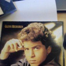 Discos de vinilo: GLENN MEDEIROS - NOTHING'S GONNA CHANGE MY LOVE FOR YOU - SUPER SINGLE VINILO. Lote 60137399