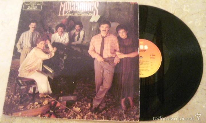 LP MOCEDADES - LA MUSICA - CBS 1983 (Música - Discos - LP Vinilo - Grupos Españoles de los 70 y 80)