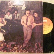 Discos de vinilo: LP MOCEDADES - LA MUSICA - CBS 1983 . Lote 60139379
