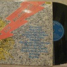 Discos de vinilo: LP LOS RELAMPAGOS 1972 - . Lote 60139723
