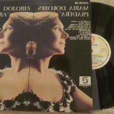 Discos de vinilo: LP MARIA DOLORES PRADERA - EXITOS - COMO NUEVO. Lote 60139835