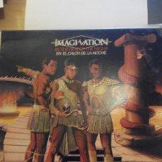 Discos de vinilo: IMAGINATION - IN THE HEAT OF THE NIGHT - LP VINILO. Lote 60143147