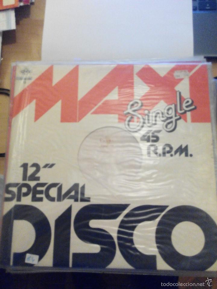 MAXI SINGLE DISCO - VINILO (Música - Discos de Vinilo - Maxi Singles - Disco y Dance)