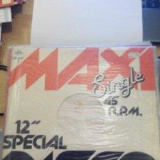 Discos de vinilo: MAXI SINGLE DISCO - VINILO. Lote 60143443