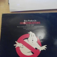 Discos de vinilo: RAY PARKER JR. - GHOSTBUSTERS - MAXI SINGLE VINILO. Lote 60144723
