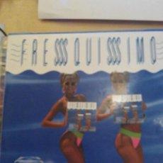 Discos de vinilo: VARIOS ARTISTAS - FRESSSQUISSIMO - 2 LPS 26 TEMAS VINILO. Lote 60144895