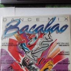 Discos de vinilo: VARIOS ARTISTAS - DANCE MIX BACALAO - AÑO 1986 - LP VINILO. Lote 254607170