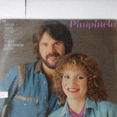 Discos de vinilo: PIMPINELA - OLVIDAME Y PEGA LA VUELTA -LP VINILO. Lote 60150155