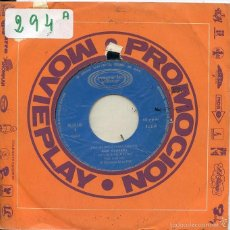 Discos de vinilo: GLEN CAMPBELL / DREAM BABY / HERE AND NOW (SINGLE PROMO 1971). Lote 60153611