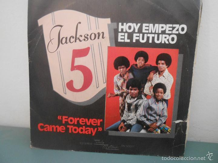 JACKSON 5 - HOY EMPEZO EL FUTURO (Música - Discos - Singles Vinilo - Funk, Soul y Black Music)