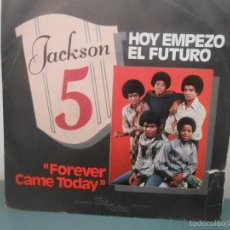 Discos de vinilo: JACKSON 5 - HOY EMPEZO EL FUTURO. Lote 60162751