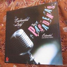 Discos de vinilo: THE PASADENAS- MAXI-SINGLE DE VINILO- TITULO ENCHANTED LADY- 2 TEMAS- ORIGINAL DEL 88- NUEVO. Lote 60168979