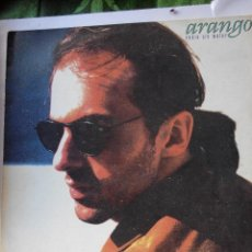 Discos de vinilo: ARANGO - VUELO SIN MOTOR - LP VINILO. Lote 60189059