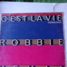 Discos de vinilo: ROBBIE NEVIL - C'ESTLAVIE -MAXI SINGLE VINILO. Lote 60195607