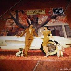 FANGORIA Canciones para robots romanticos LP VINILO + CD ALBUM PRECINTADO ALASKA NACHO CANUT