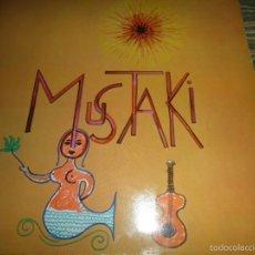 Discos de vinilo: GEORGE MUSTAKI - ESPERANCE LP - ORIGINAL ESPAÑOL - POLYDOR 1977 - GATEFOLD Y FUNDA INT. MUY NUEVO(5). Lote 60231395