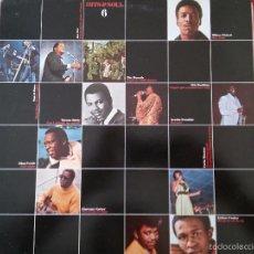 Discos de vinilo: HITS AND SOUL. VOLUMEN 6. LP AÑO 1984. Lote 60248579